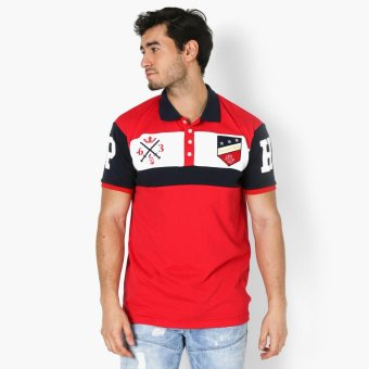 Harga My Philippines Mens Polo Shirt