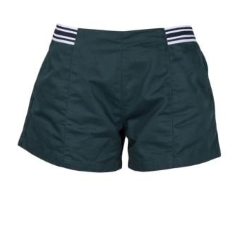 Harga Plains & Prints Jaako Shorts (Dark Green)