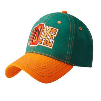 New style John Felix Anthony Cena Hats Fashion sport Caps Unisex(Green and orange ) - Intl Price Philippines