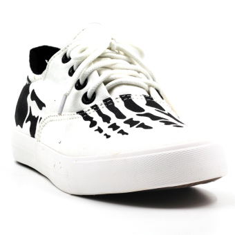 New York Sneakers Aron Low Cut Shoes (WHITE) Price Philippines