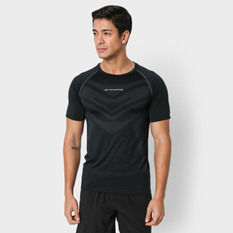 Harga Bo Athletics Mens Performance Tee (Black)