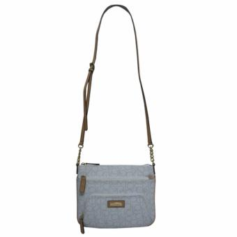 Harga Calvin Klein Monogram Cross Body Bag