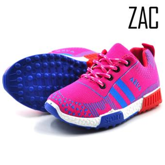 ZAC | Aela 99 Girls Fashion Sneakers Kids Shoes (Pink/White) Price Philippines