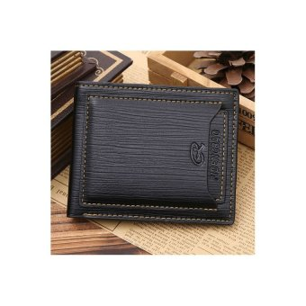 Dollar Price Leather Men Wallets With Credit Card Holder ClassicStyle Purse Cardholder Wallet For Mens Wallet Leather Genuine - intl Price Philippines