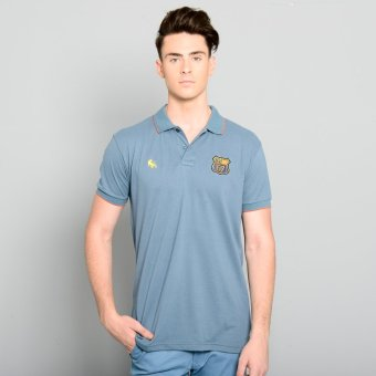Bench Regular Polo Shirt (Blue) Price Philippines