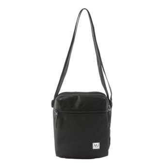 Mj By Mcjim Expandable Sling Bag (Black) Price Philippines