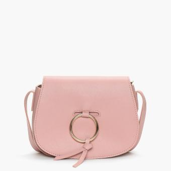 Harga Parisian Ladies Oressa Cross Body Bag (Blush)