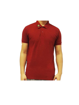 Harga BENCH Solid Polo Shirt