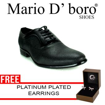 Harga Mario D' boro IRVING From Shoes (Black)