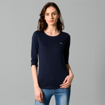 Harga Lee Womens Tee (Navy Blue)
