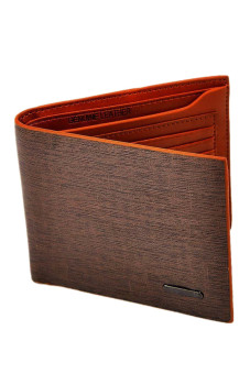 Billfold Leather Wallet (Brown) Price Philippines