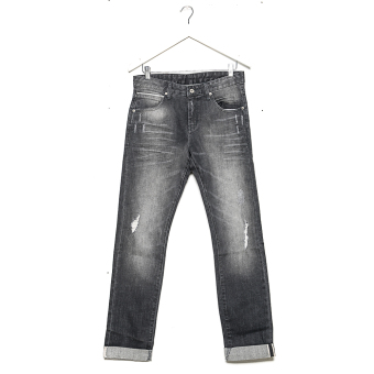 Bench LAM3405GY3 Skinny Jeans (Grey) Price Philippines