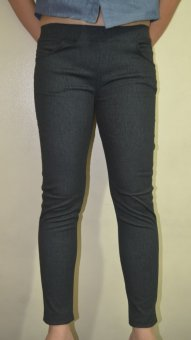 Dion and Mary Haley Jeggings (Black) Price Philippines
