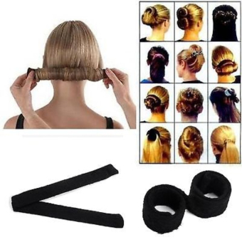 OEM Hairagami Hair Bun Updo Fold Wrap Tool - intl Price Philippines