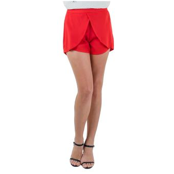 Harga Plains & Prints Jezor Skort (Red)