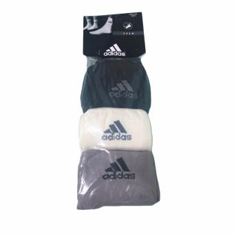 Harga ADIDAS MENS TRAINING PERFORMANCE CREW SOCKS (3pairs)