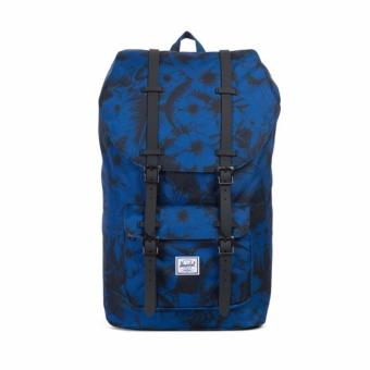 Herschel Little America Backpack Jungle Floral Blue Price Philippines