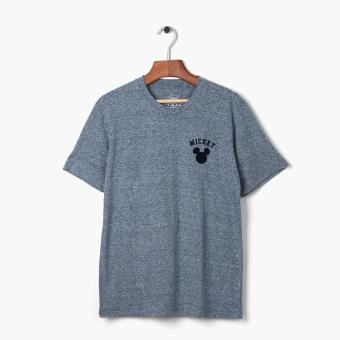 Harga Mickey Mouse Teens Graphic Tee (Navy)