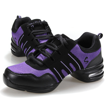 Fashion Comfy Modern Jazz Hip Hop Dance Shoes Women Breathable Sneakers 7 Colors Price Philippines