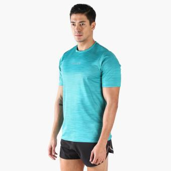 Harga Bo Athletics Mens Performance Tee (Green)