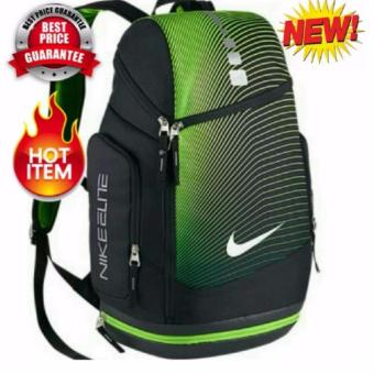 Mens Backpack Nike Hoops Elite Max Air L.Green Sports Gym School Mens Womens Bag Price Philippines