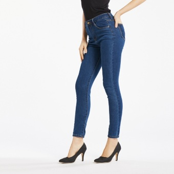 Stitch skinny jeans (Indigo) Price Philippines