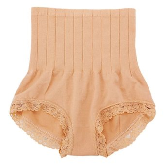 Munafie High Waist Slimming Shapeware Panty (Brown) Price Philippines