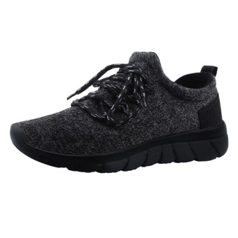 Jant Leisure Walking Shoes Trendy Sports Running Sneaker - intl Price Philippines