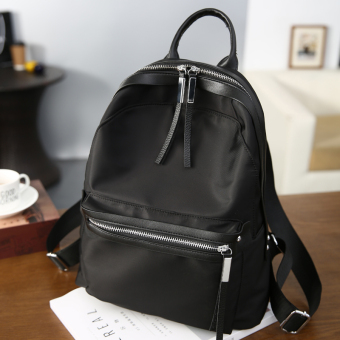 Korean-style female New style casual bag backpack