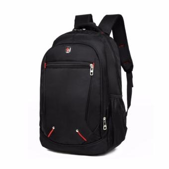 Large capacity leisure backpack men and women general travel bagmiddle school students tide college school bag