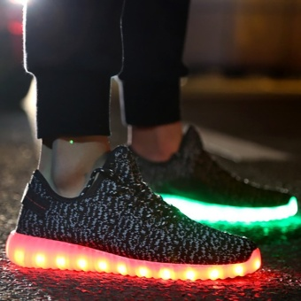 d52aa769a2c led-light-up-shoes-for-adults-2016-new-fashion-colorful-luminousshoes-with-usb-rechargeable-men-shoes-with-led-lights-black-intl-4774-46469153-  ...