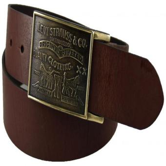 Levi's Men's Bridle Leather Belt Brown 40 Price Philippines