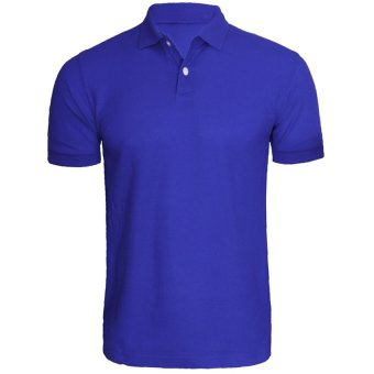 Lifeline Polo Shirt (Royal Blue) Price Philippines