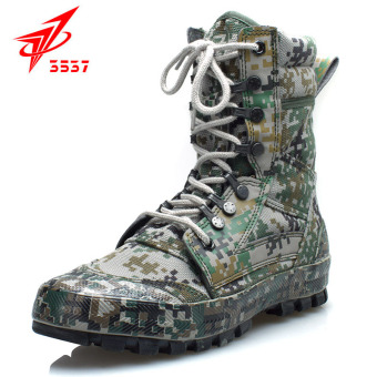 Ultra-light combat boots Men's + 07 digital camouflage Men's + 07 digital camouflage