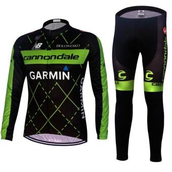 Long Sleeve Bicycle Bike Clothing - intl