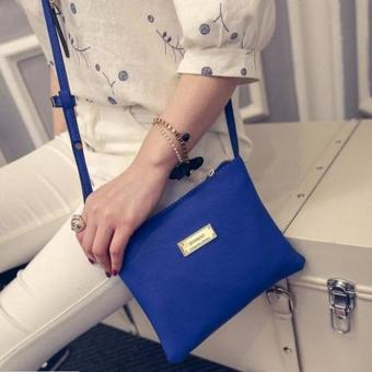 Mango Crossbody Bag (Navy Blue) - intl Price Philippines