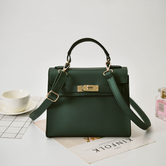 MAOMAOBAG Korean-style female New style women's bag (Green)