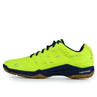 Men's Badminton Shoes High Quality Table Tennis Shoes Light Weight Indoor Sneakers Sport Shoes (Green) - intl