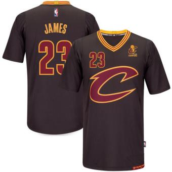 Men's Cleveland Cavaliers #23 LeBron James Basketball jerseys - intl