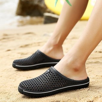 Men's Summer Fashion Personality Non-slip Breathable Sandals - intl