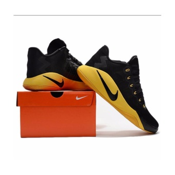 Men's Basketball Shoes For Hyperdunk Black/Yellow - intl