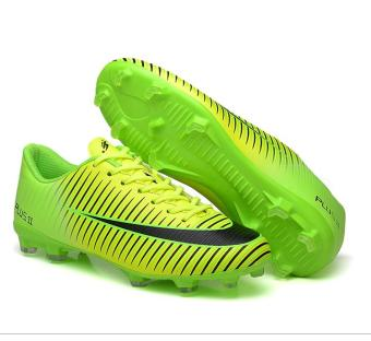 Might&Sight Men's Outdoor Recreation Soccer Shoes 55???Green??? - intl Price Philippines