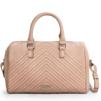 MNG Mango Moire Bowling Bag (Beige) Price Philippines