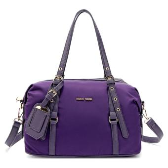 MNG Mango Tessuto Bowling Bag (Bilberry) Price Philippines