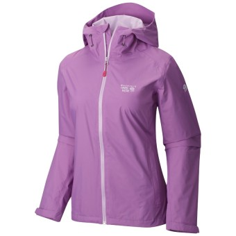 Mountain Hardwear Women's Finder Jacket with Dry.Q Core (Northern Lights)