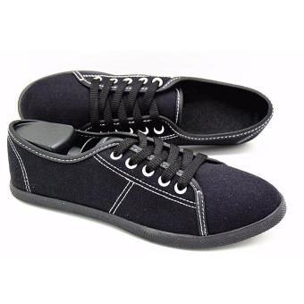 Muse Bella PE Sneakers (All Black)