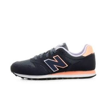 New Balance LFS 373 T3 WMNS Sneakers (Black/Peach)