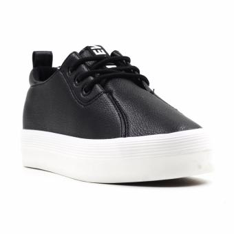 New York Sneakers Amy Low Cut Shoes(BLACK)