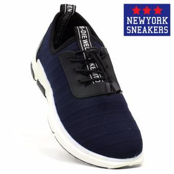 New York Sneakers Holly Rubber Shoes - K01(NAVY)