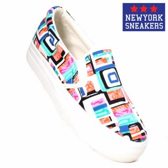 New York Sneakers Naomi Platform Shoes 001